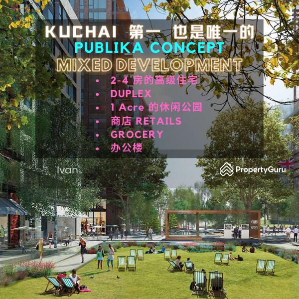 [[RM388K]] Kuchai Future Landmark , 2-4 bedroom luxury condo with biggest sky garden #158150754