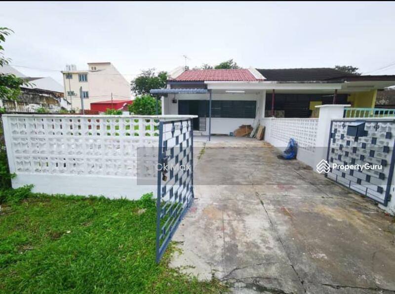 Single Storey Terrace House - Pasir Puteh, Ipoh #158131262