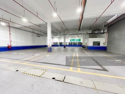 For Rent - Temasya Industrial Park, U1 Glenmarie, Shah Alam