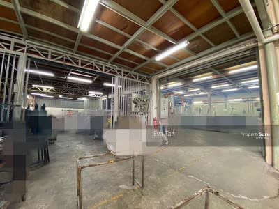 For Rent - Skudai Semi-D Factory with 200 Amp Power Supply