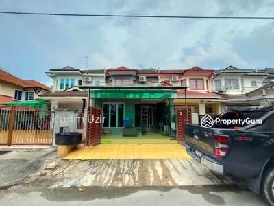 For Sale - Double Storey Terrace Cantik Taman Bukit Indah Ampang