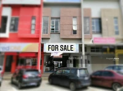 For Sale - Shoplot Kampung Padang Near Plaza Tol