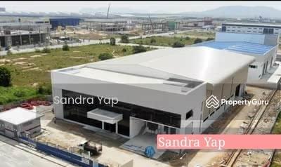 For Sale - Batu Kawan Factory Warehouse