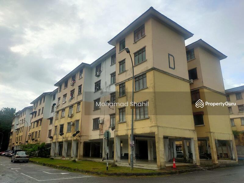 FLAT BLOK D, Jalan Pulai Perdana 2/7, Taman Seri Pulai Perdana, Johor Baharu, #158641790
