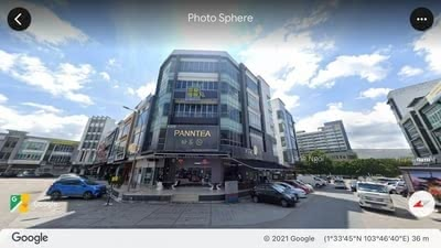 For Sale - Austin Heights 8, 5 Storey Shop lot  GOOD LOCATION HOT AREA