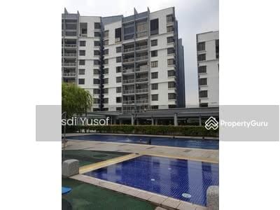 Dijual - DUPLEX PENTHOUSE Laman Tasik Condominium