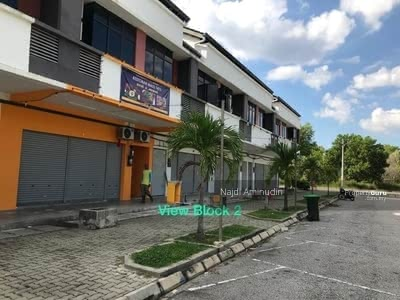 For Sale - Double Storey Shop Lot Bedong