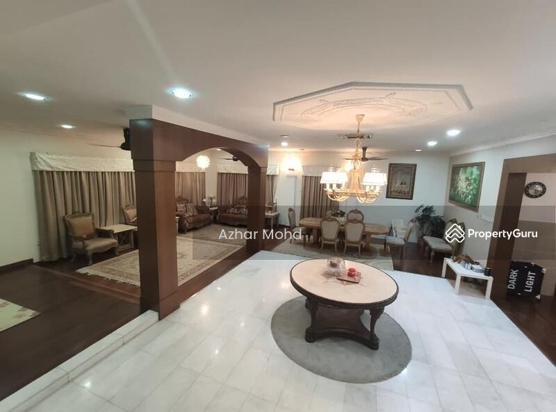 FULLY RENOVATED | HUGE LAND 2 Storey Bungalow Seksyen 9 Shah Alam