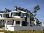 [HARGA DURIAN 30%] 25X85 Double Storey Superlink house , Shah Alam