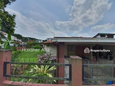 Dijual - CORNER LOT Single Storey Terrace House Bangsar Baru, Bangsar, KL