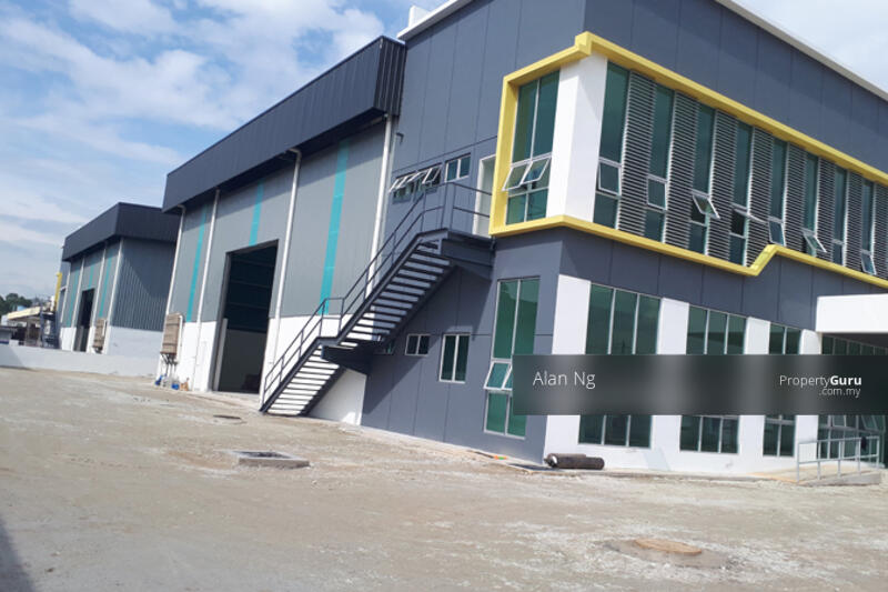 New s-d factory near simpang ampat , Bukit Minyak #159476256