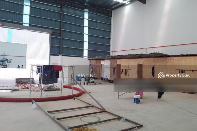 New s-d factory near simpang ampat , Bukit Minyak #159476264