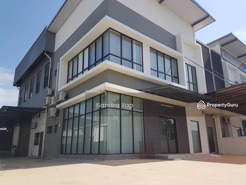 Semi-Detached Juru Factory, Simpang Ampat , Bukit Minyak #159263526