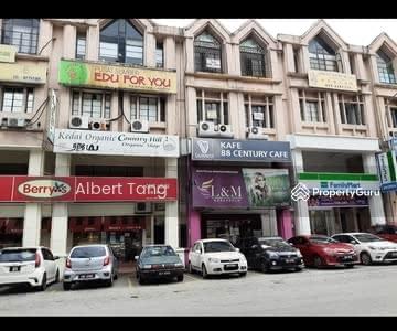 For Sale - Kepong Aman Puri Shop Apartment For Sale