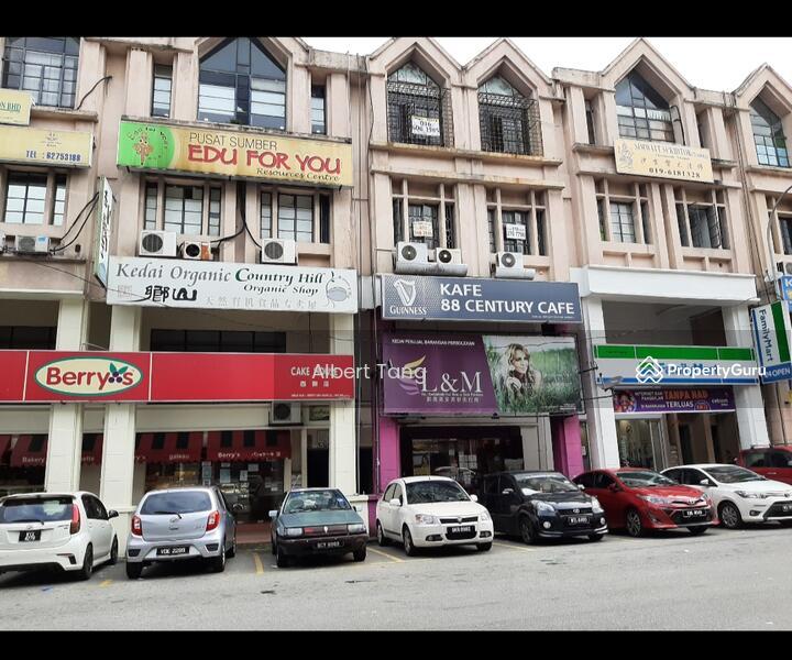 Kepong Aman Puri Shop Apartment For Sale #159399104