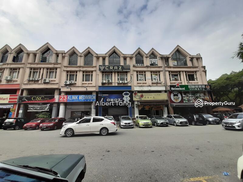 Kepong Aman Puri Shop Apartment For Sale #159399116
