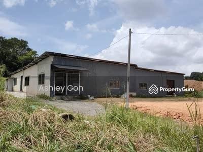 For Sale - 5300sqft land, with building, Tebrau Kempas Tampoi, Johor