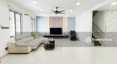 For Sale - Full loan, cash out, Renovated Semi d, Perling, Bukit Indah, Sutera, Skudai