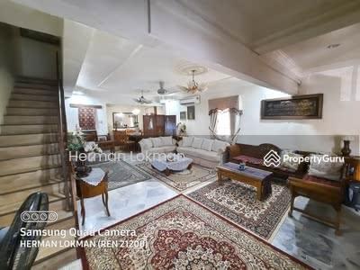 For Sale - END LOT RENOVATED Double Storey Taman Bukit Indah Ampang Near Bukit Mosque SK SMK Bukit Indah