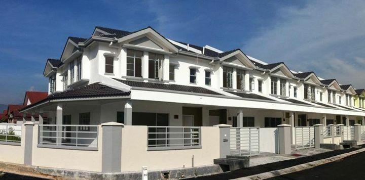 For Sale - Semi D (Sqft ) Full Loan 117% 30x70 Double Storey Kepong