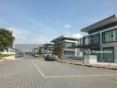 For Sale - Semi Detached Light Industry Taman Impian Alma