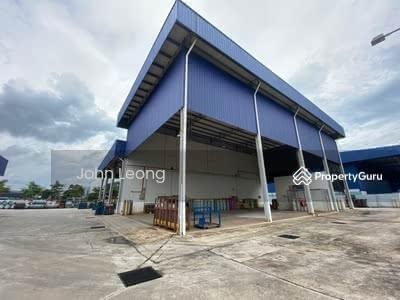 For Sale - For Sale - Detached Factory/Warehouse in Taman Perindustrian Krubong, Melaka