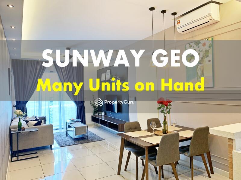 Sunway Geo Residences #161321678