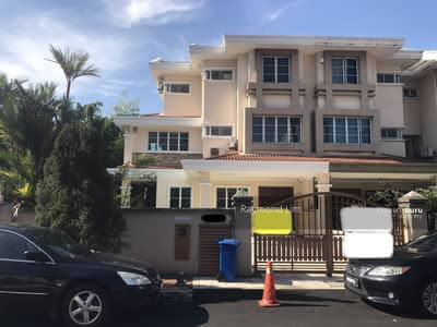 For Rent - Happy Garden 3 Storeys Terraced House