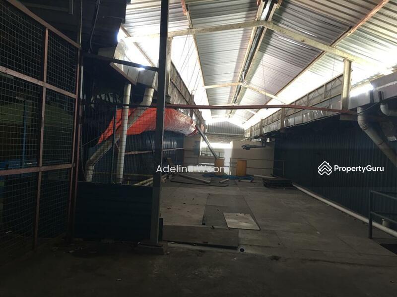 10k Factory Lot Kawasan Perindustrian Alor Gajah For Rent #160051684