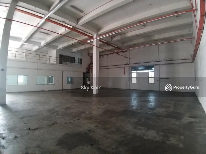 Semi D Factory Seberang Jaya 23000 sqf #160053970