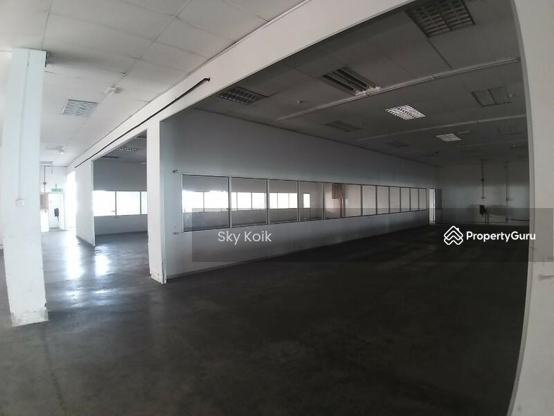Semi D Factory Seberang Jaya 23000 sqf #160053982