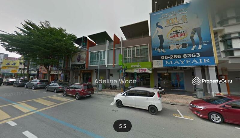 2 Storey Shop Lot Main Road Taman Melaka Raya Bandar Hilir For Sale #160054628