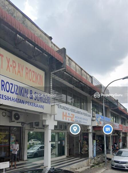 Double storey endlot shop @ Taman Sri Bahagia #160066124