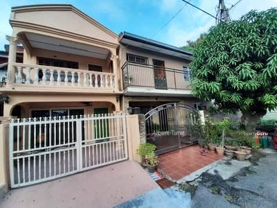 For Rent - Kepong Sri Sinar Renovated 2sty House For Rent