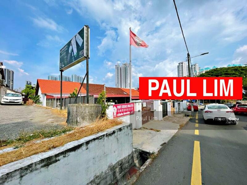LANDED SALE 1 STOREY TERRACE AT JALAN FETTES FACING MAIN ROAD COMMERCIAL USE #160094304