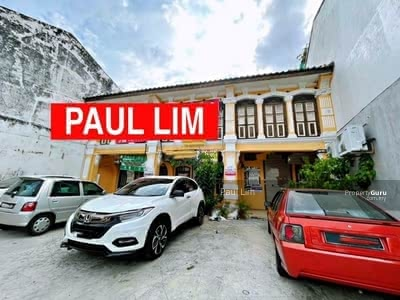 For Sale - HERITAGE HOUSE SALE AT JALAN SIAM 2 STOREY GOOD CONDITION