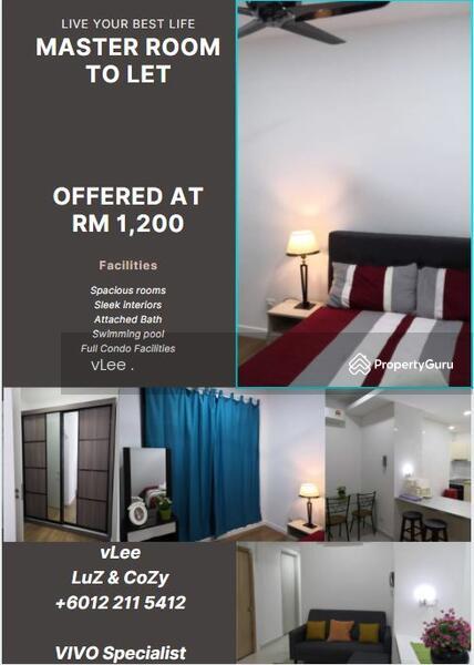 VIVO Residential Suites @ 9 Seputeh #160208656