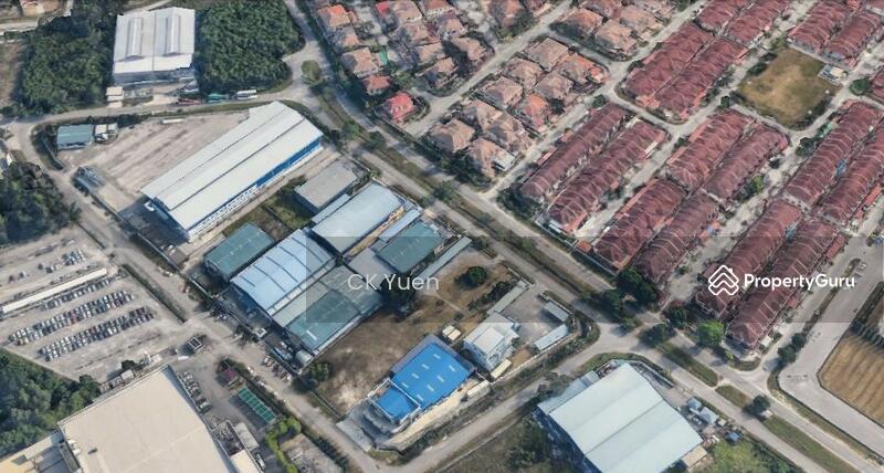 Zarib Industrial Park, Taman Pinji Mewah #160260418