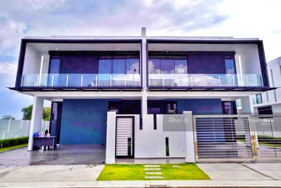 For Sale - [EARLY BIRD Rebate] Mount Austin 40x80 Semi Detached [5min to Austin Heights]