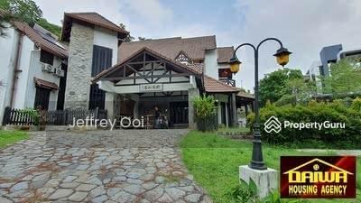 For Sale - Tanjung Bungah Hillside Luxury Bungalow (Corner Big Compound)