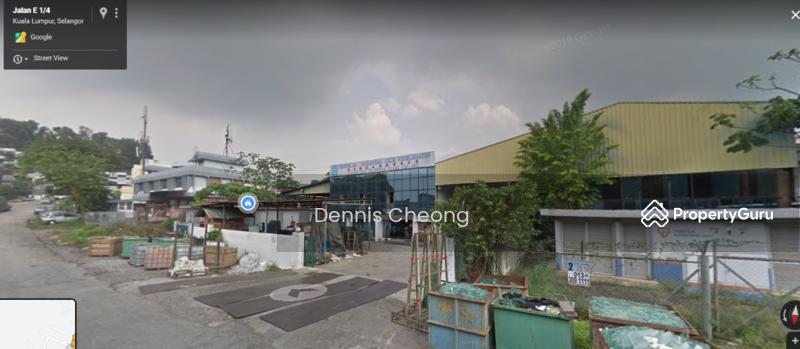 Kepong Taman Ehsan 2 Storey Corner Bungalow Factory #160460170