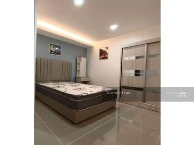For Rent - Room Female Rent Fully Furnished Rm400 Ipoh Taman Cempaka