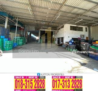 For Rent - Kawasan Perindustrian Jelapang