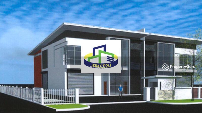Semi Detached Factory for Sale at Bandar Enstek #160587294