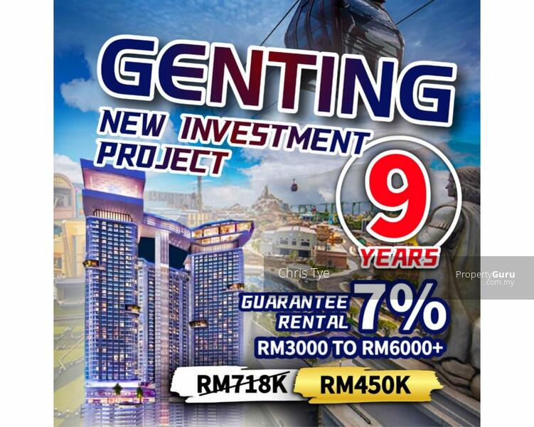 Grand Ion Majestic @ Genting Highlands #168568248