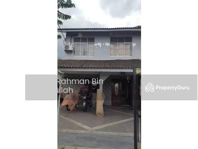 For Sale - Double Storey Terrace @ Jalan Bukit Kempas, Taman Bukit Kempas For Sale