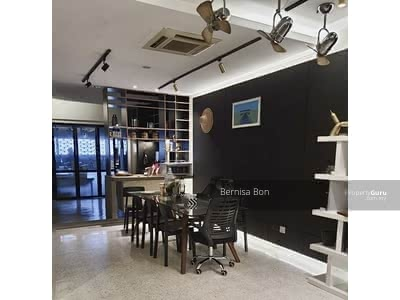 For Sale - BANGSAR RENOVATED DOUBLE STOREY TERRACE