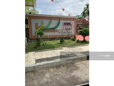 For Sale - Auction house in kepong