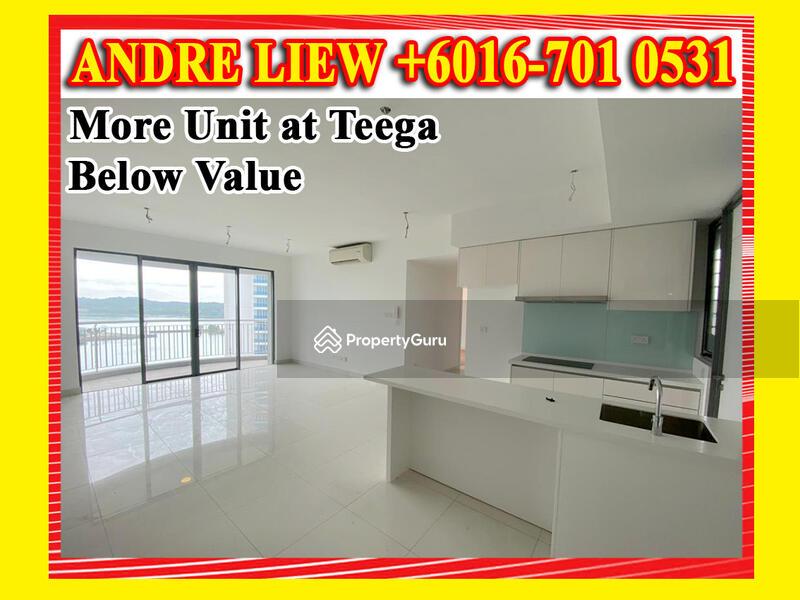 Teega Residences @ Puteri Harbour #161007332