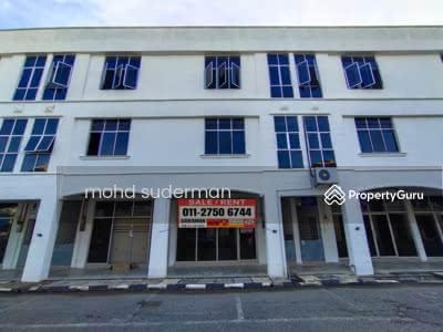 For Sale - KANGAR - 3 Storey Shop Office Lot